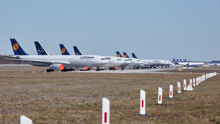 Lufthansa und Betriebsrenten sind gerettet: Beschäftigten und Pensions-Sicherungs-Verein atmen auf