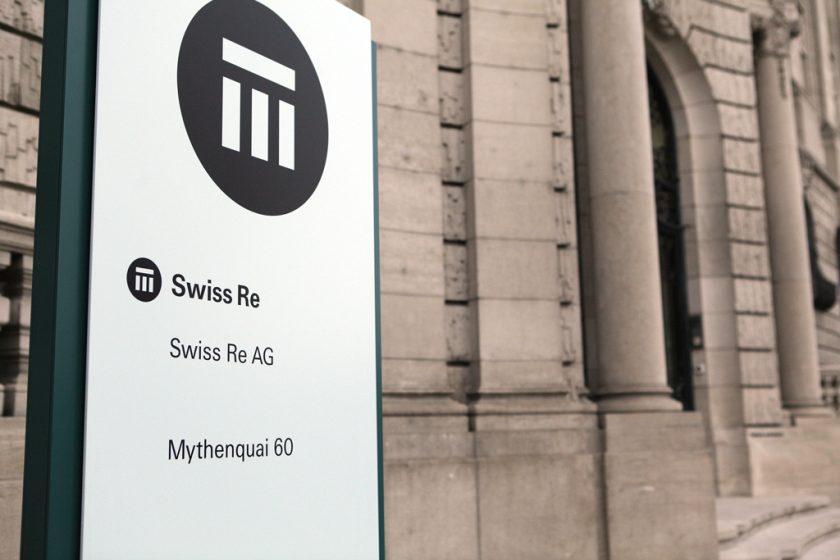 Corona verursacht Milliardenverlust bei Swiss Re