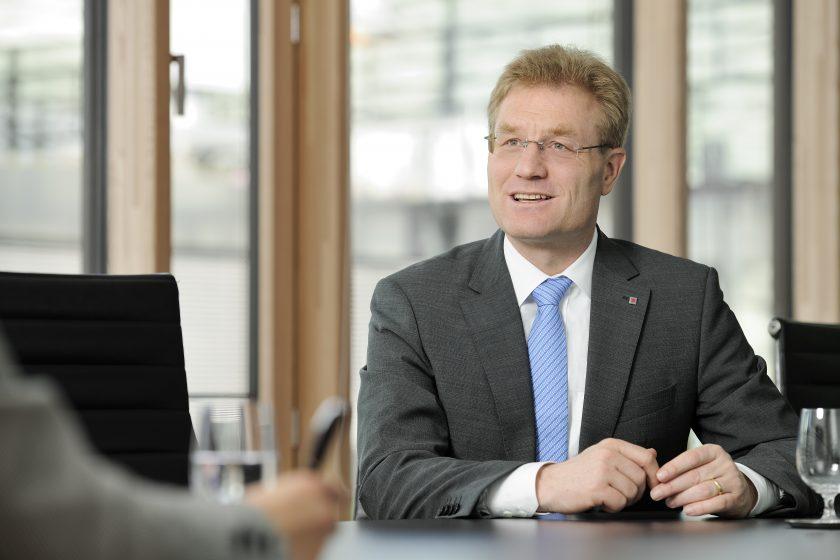 """Talanx-Finanzvorstand Wicke: """"Ich halte nichts davon, die Aussetzung der Insolvenzanmeldung wieder und wieder zu verlängern"""""""