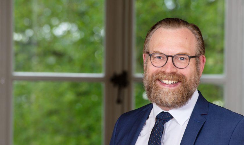 Arne Bröker übernimmt Vertriebsdirektion SHU bei der Hanse Merkur
