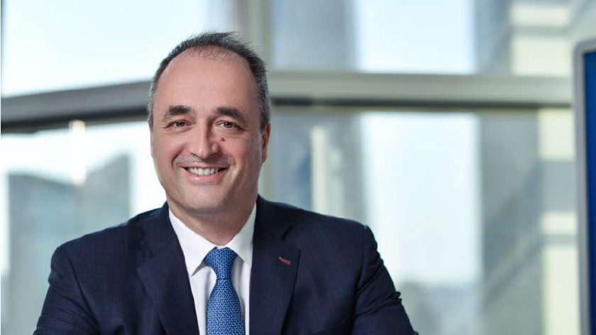 Xavier Veyry ist neuer CEO Asia & Europe bei Axa XL