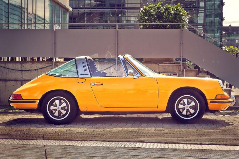 Langfinger entwenden Udo Lindenbergs Porsche aus Tiefgarage