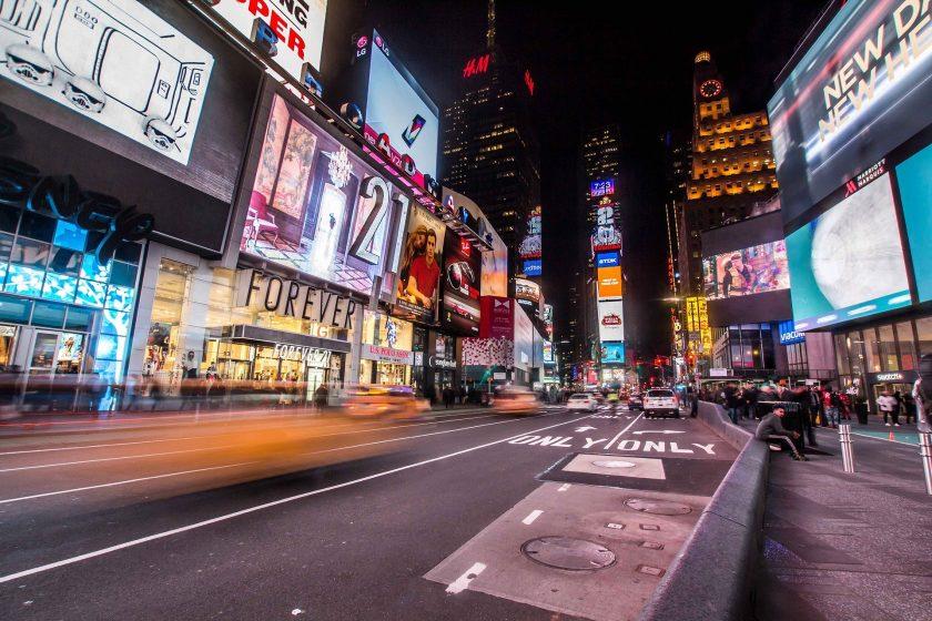 BSV: Times Square schaltet Licht aus Protest gegen Versicherer ab