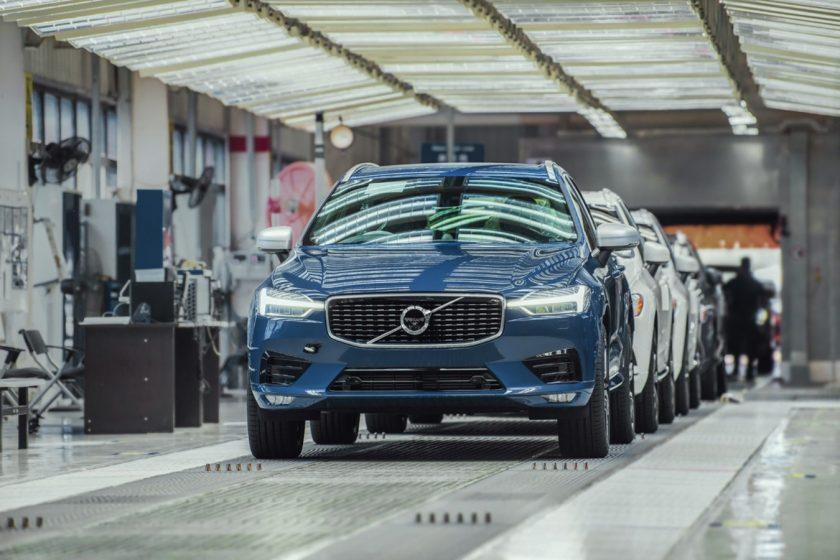 Volvo und Allianz platzieren gemeinsames Kfz-Versicherungsprodukt