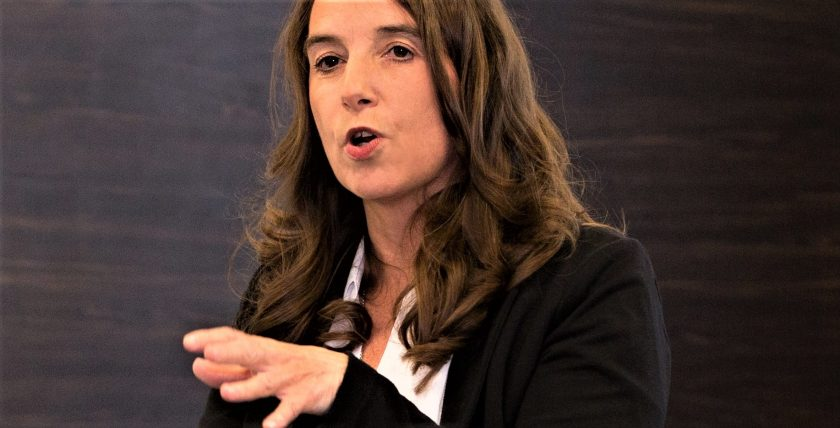 Kommunikationsexpertin Materne erklärt der Finanzbranche Diversity