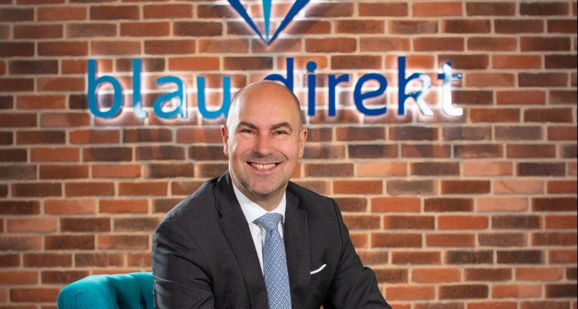 Oliver Lang steigt bei Blau Direkt als CIO ein