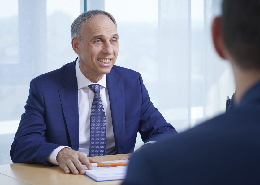 """SDK-Chef Kantak im Interview: """"Die aktuelle Situation ist für alle herausfordernd"""""""