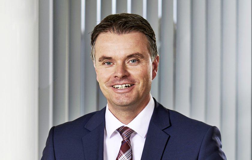 Christoph Meurer ist stellvertretender Vorstand der Itzehoer