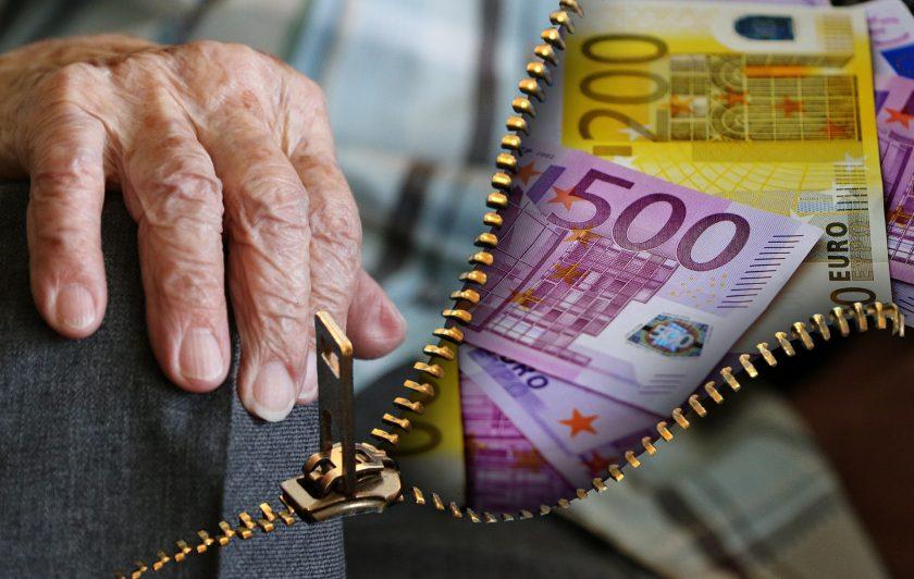 Immer weniger Versicherte haben eine ausreichende Altersvorsorge