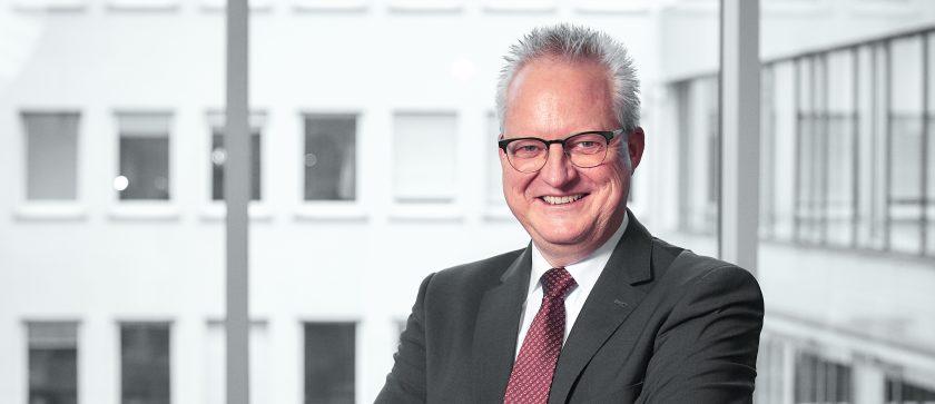 Ralf Pfeiffer steigt in den Vorstand der WGV auf