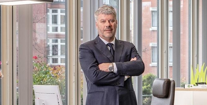 """Ron van het Hof: """"Risiken sind da und sie werden auch nach der Pandemie nicht einfach verschwinden"""""""