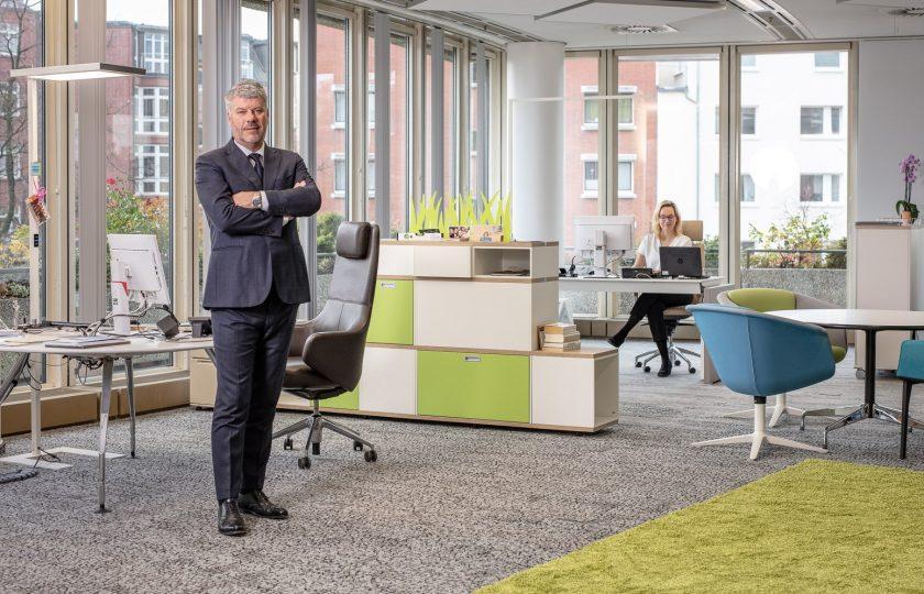 """Ron van het Hof: """"'New Work' und agile Arbeitsmodelle sind gekommen, um zu bleiben"""""""