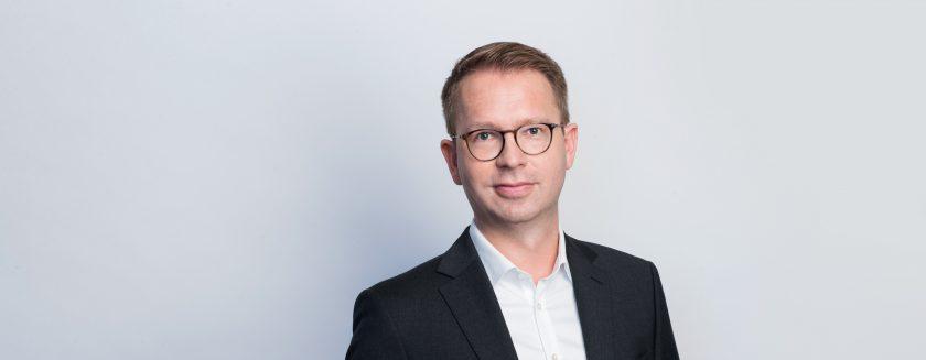 Christian Kussmann übernimmt als HDI-Bereichsvorstand das Firmenressort