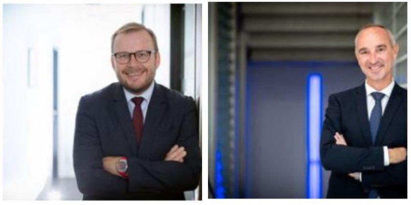 Neue Führungskräfte bei Chubb und Donau