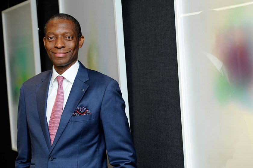 Ojeisekhoba von Swiss RE: Diversität nicht einfach abhaken