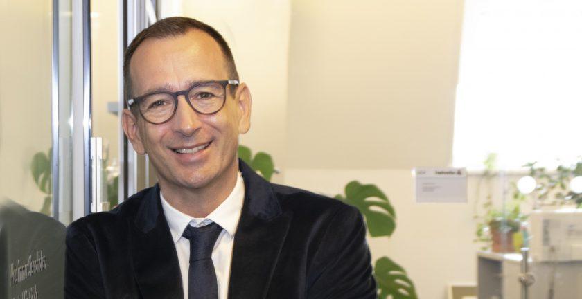Peter Wollenschläger leitet den Bereich Schaden-Unfall Firmenkunden bei der Helvetia Österreich
