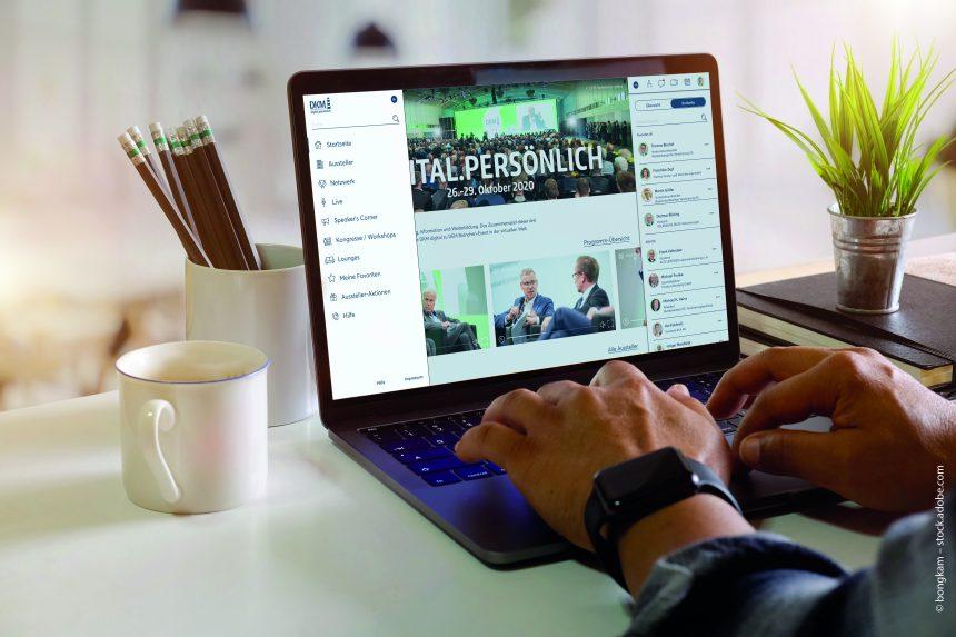 Treffpunkt Internet: DKM wird 2020 digital.persönlich