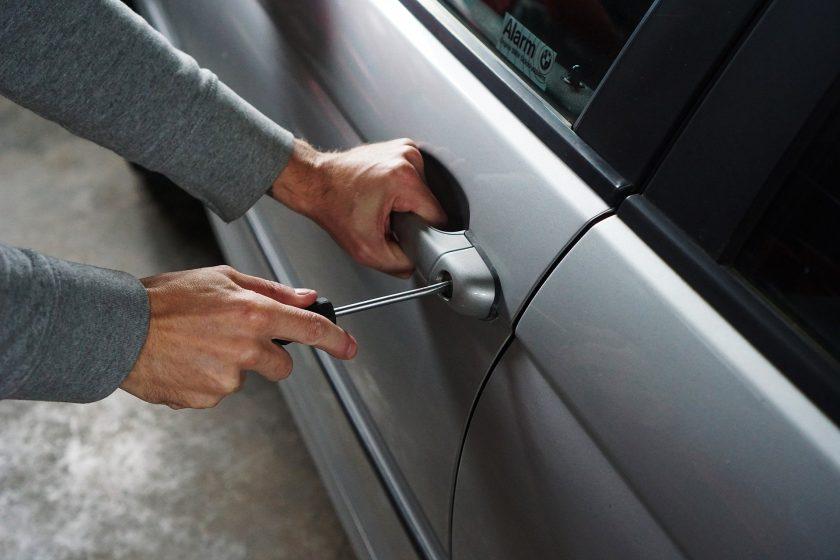 GDV: Autoknacker verursachen 2019 Schaden in dreistelliger Millionenhöhe