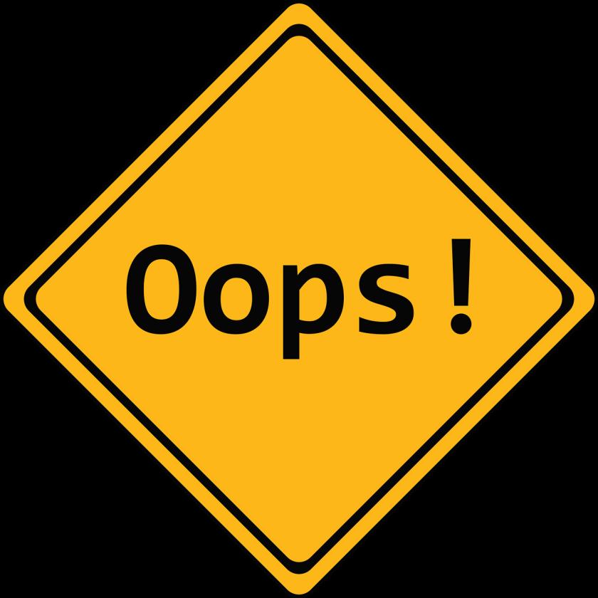 Vergessen und Unterlassen: Was sind die häufigsten Fehler der Vermittler?