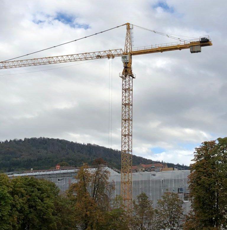 Baustelle Re: Rückversicherer gehen mit großer Ungewissheit in die Preiserneuerung