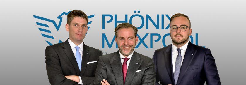 Phönix Maxpool Gruppe baut Führungsspitze um