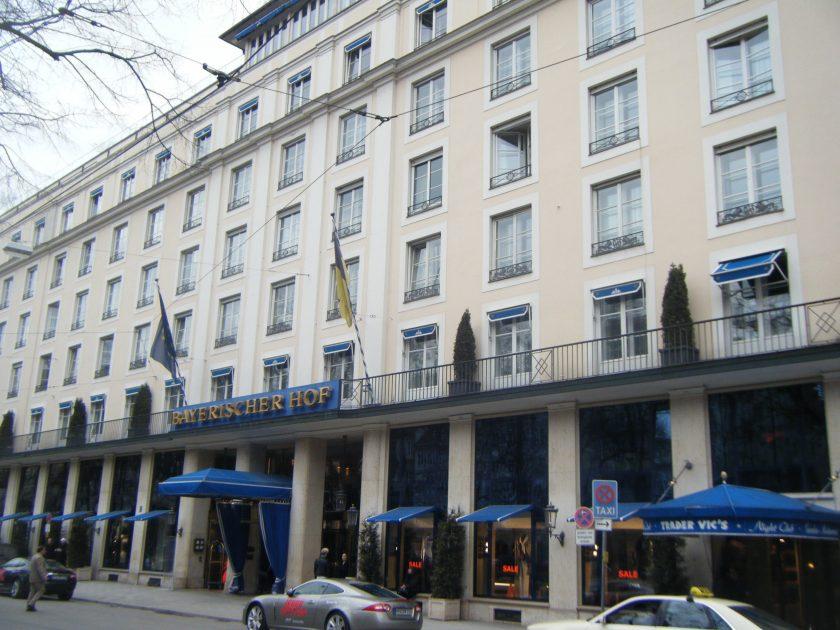 BSV: Bayerischer Hof verklagt Allianz auf sechs Mio. Euro