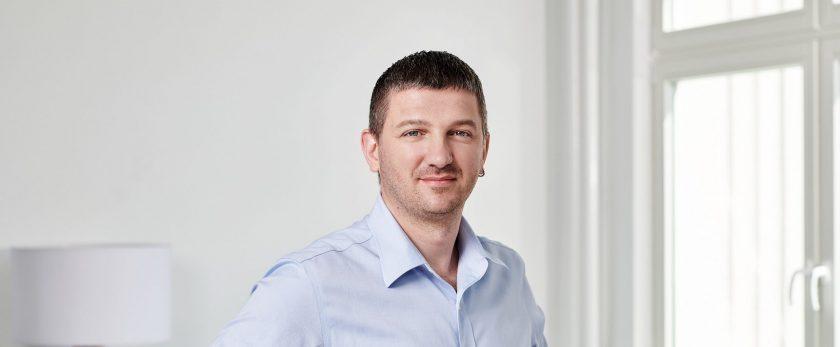 Dmitry Kharchenko ist neuer CTO bei Friendsurance
