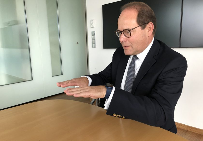 """Aon-Deutschland-Chef Thofern im Interview: """"Die USA bleiben einer der global spannendsten Märkte"""""""