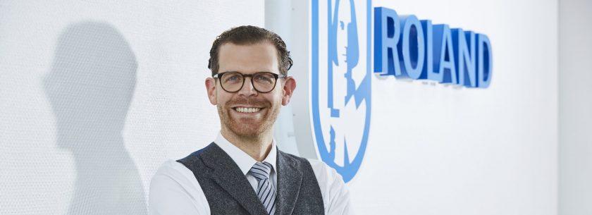 Tobias von Mäßenhausen ist neuer Generalbevollmächtigter der Roland Rechtsschutz