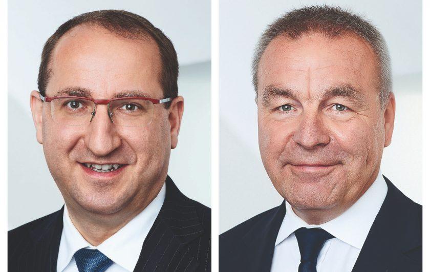 Doppelinterview: Stuttgarter-Manager Bader und Berndt über die Gefahr der grünen Blase, ziellose Regulierung und ein zehnprozentiges Wachstumsziel