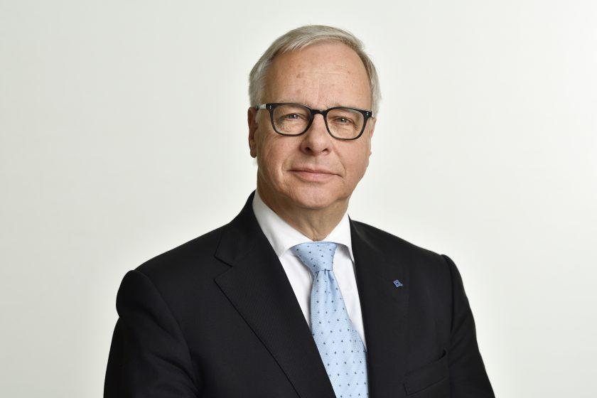 Andreas Burckhardt tritt als Verwaltungsratspräsident der Baloise ab