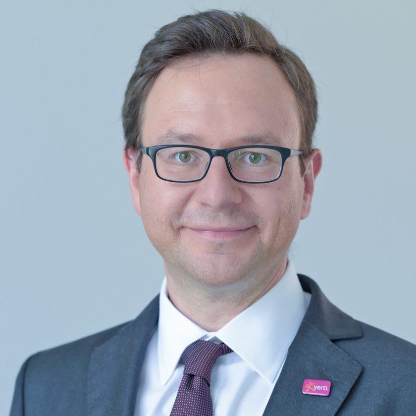 Felix Ludwig übernimmt zum Jahreswechsel das Finanzressort der Verti Versicherung AG