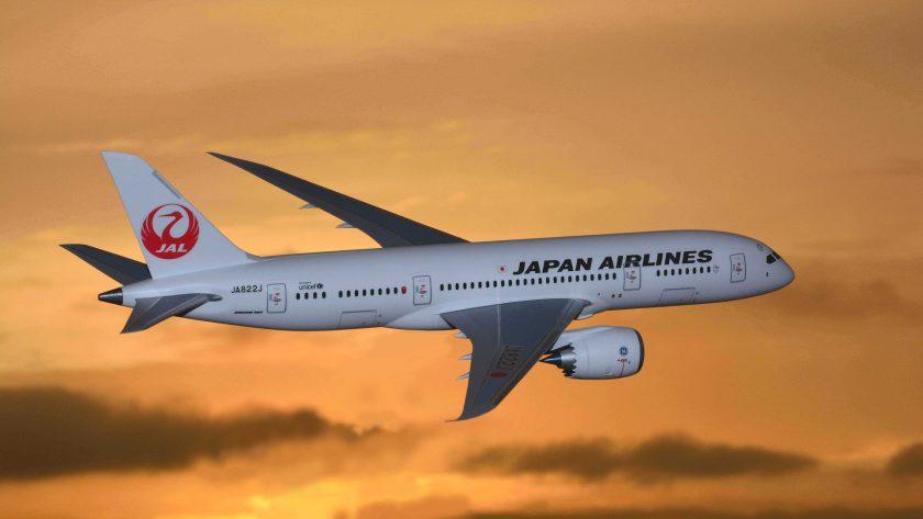 Japan Airlines bietet Corona-Versicherung an