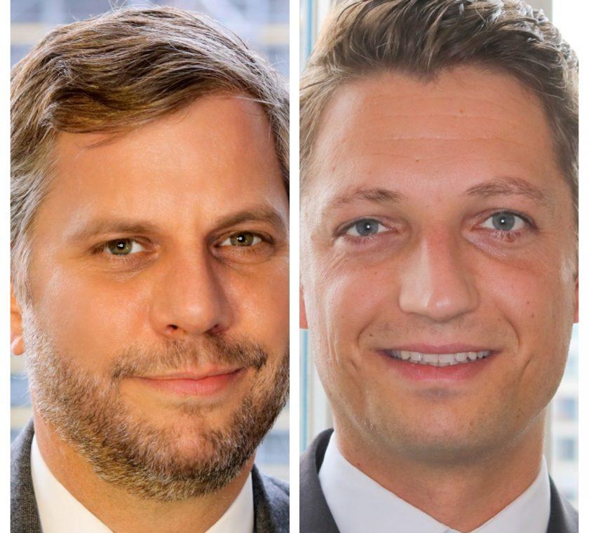 Hendrik Bockelmann und Claas B. Hußmann werden neue geschäftsführende Gesellschafter der BDJ Gruppe