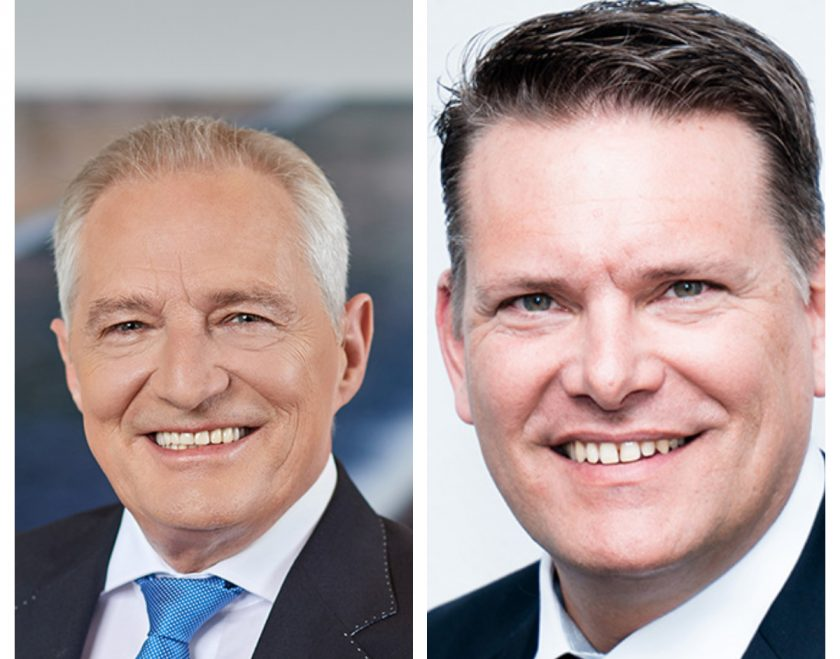 OVB-Finanzvorstand Oskar Heitz geht in den Ruhestand - Nachfolger wird Frank Burow