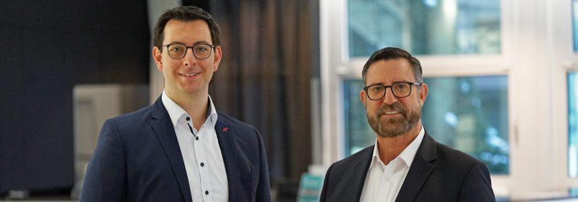 Daniel Regensburger und Uwe Mahrt bilden Geschäftsführung bei Pangaea Life