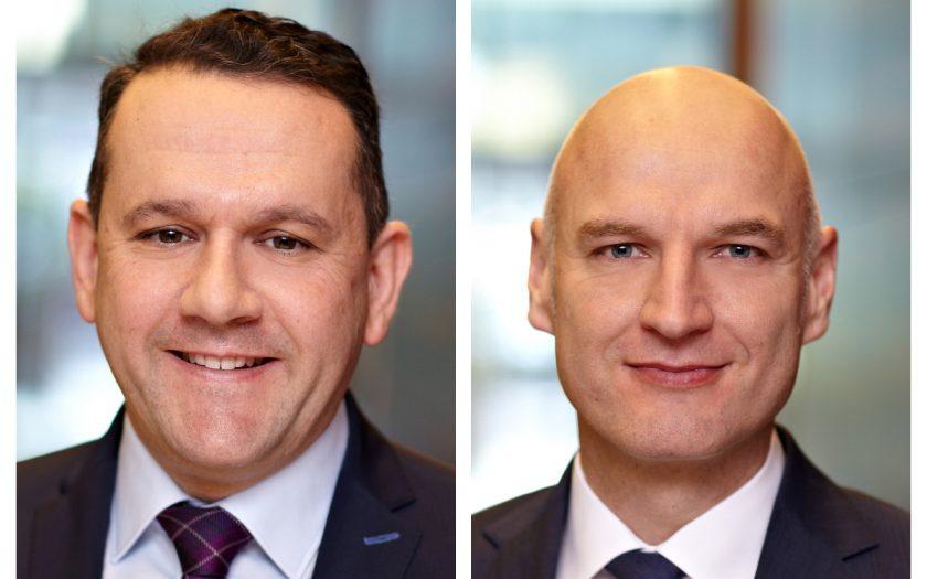 Sven Coels und Mark Sieber sind neue Geschäftsführer beim Spezialmakler KM Credit Consulting GmbH