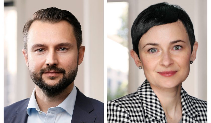 Schell und Heck mit neuen Aufgaben bei der MSIG Insurance Europe AG