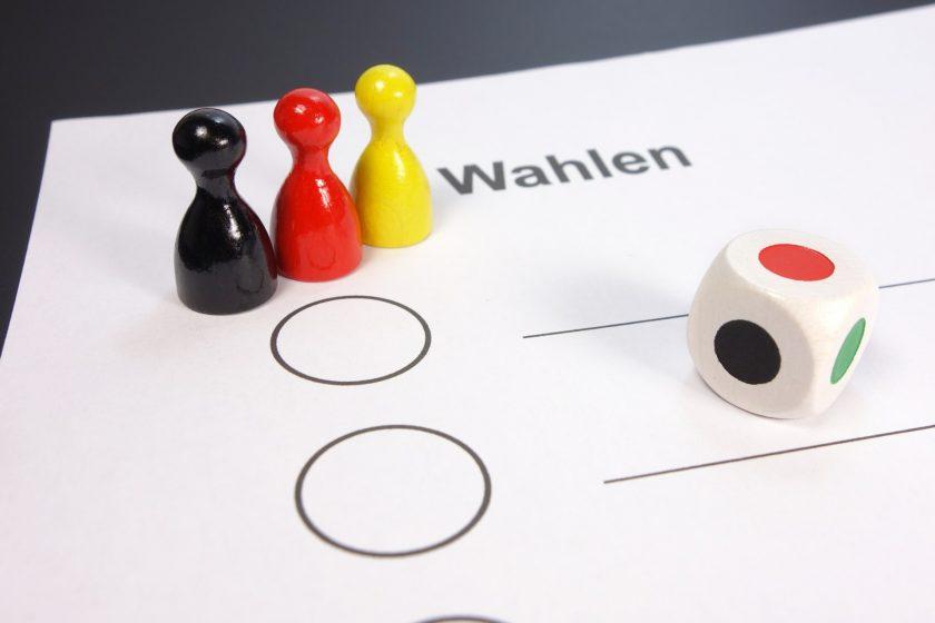 AfW-Wahlbarometer: Union ist bei den Vermittlern Top  - SPD im Dauertief