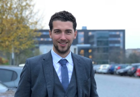 Fynn Monshausen übernimmt die Leitung des Digitalvertriebes bei der Gothaer