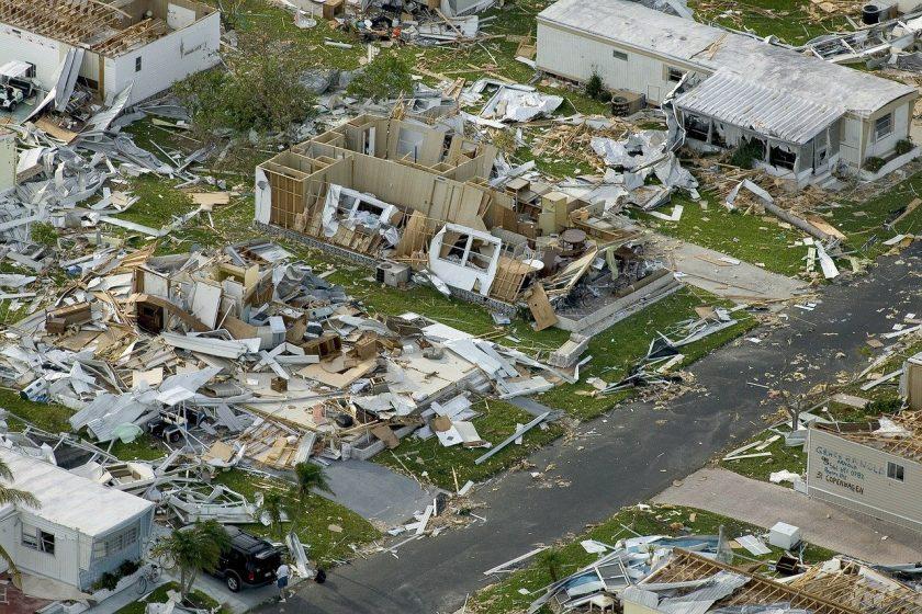 Naturkatastrophen verursachen Versicherungsschäden von 97 Mrd. US-Dollar