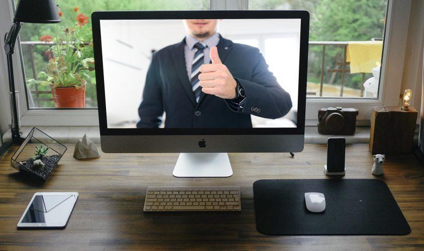 Die Gefahren von Zoom und Co.: Wie Vermittler erfolgreich online beraten