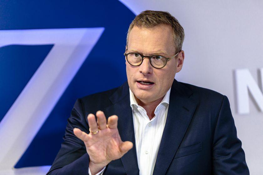 """Zurich-Chef Schildknecht im Interview: """"Geschäftlich ist es uns gelungen, das Schiff zu drehen"""""""