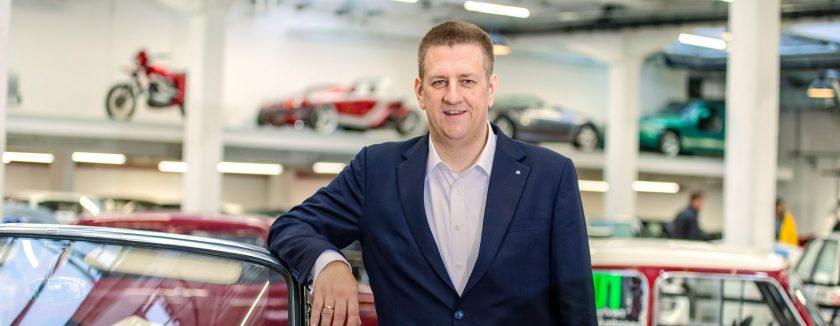 """BMW-Versicherungschef Dirk Förster: """"Viele bestehende Gefahren sind nicht transferierbar"""""""