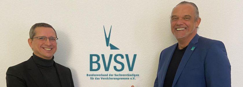 Norman Wirth wird BVSV-Vorstand