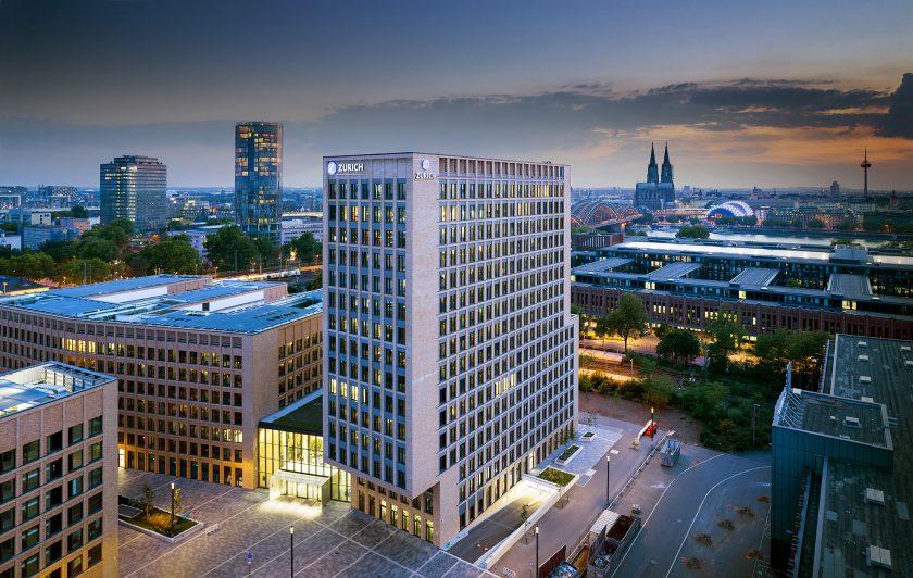 Zurich dementiert Verkaufspläne um deutsches Lebengeschäft