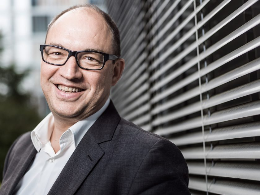 Kommunikationschef Christoph Hardt verlässt den GDV