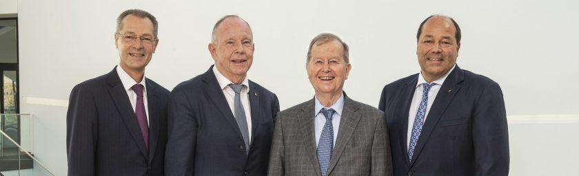 Friedrich Bohl tritt als DVAG-Aufsichtsratschef ab