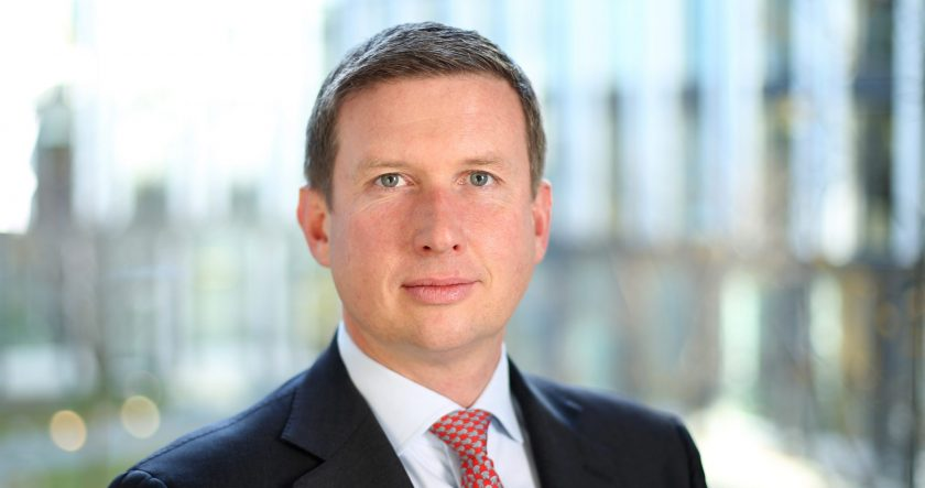 Robert Dietrich ist neuer CEO von Hiscox Europa