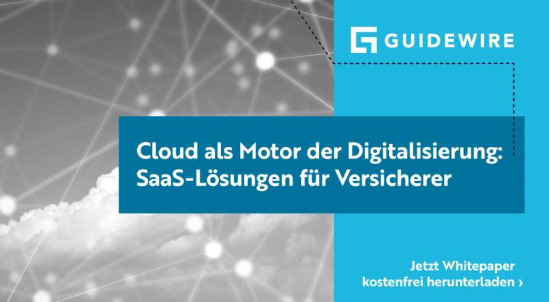 Cloud als Motor der Digitalisierung: SaaS-Lösungen für Versicherer